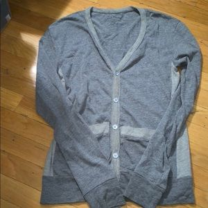 Threads 4 Thought Young Men's Cardigan Sz S